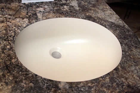 Undermount Bathroom Sink With Laminate quality countertops
